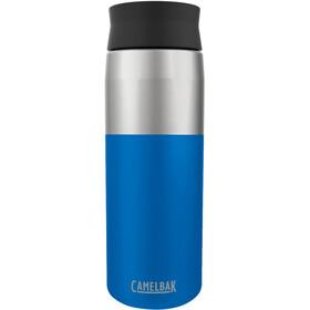 CamelBak Hot Cap Vakuum Isolierte Edelstahlflasche 600ml cobalt
